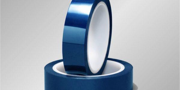 màng bảo vệ bề mặt pe màu xanh