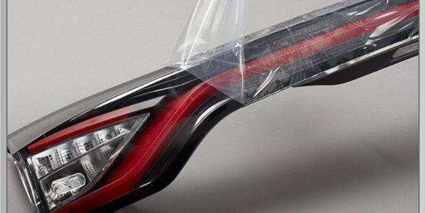 Màng PE bảo vệ bề mặt phụ tùng ô tô