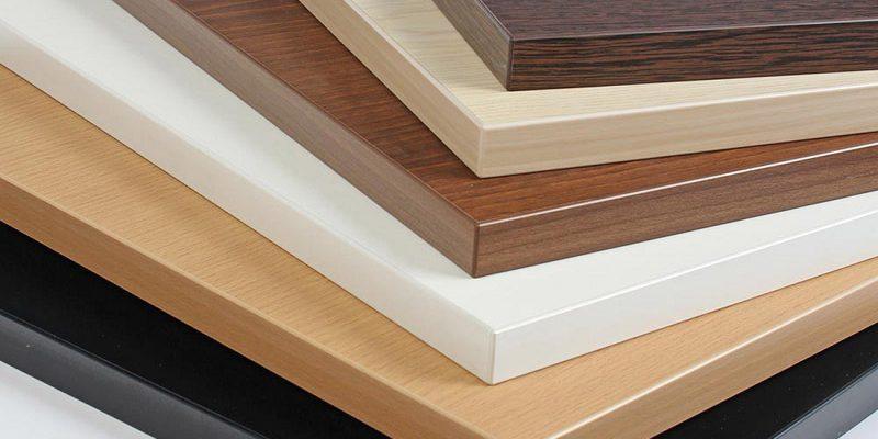 bề mặt laminate trong ngành công nghiệp gỗ