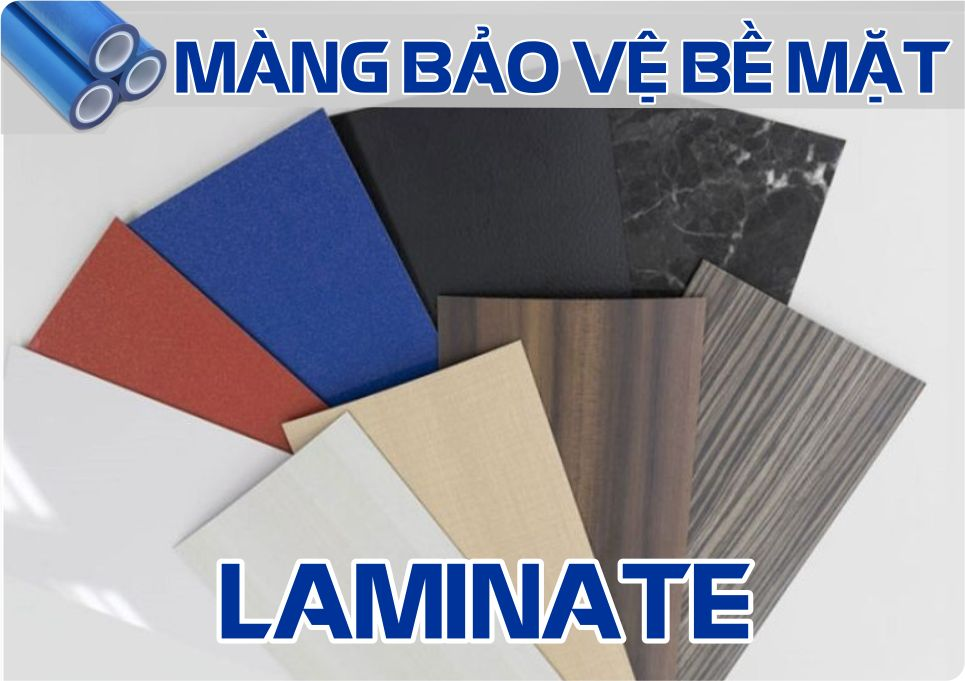 màng bảo vệ bề mặt laminate - formica